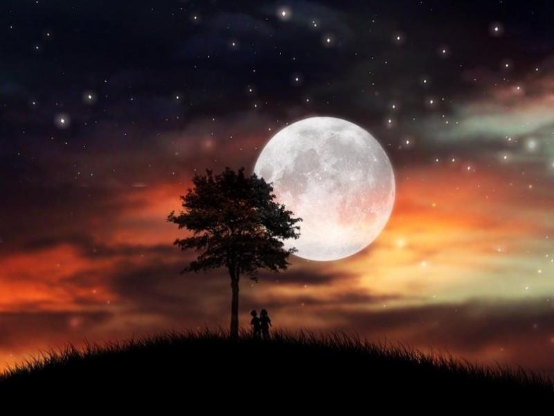 Фазы Луны и их влияние на нас