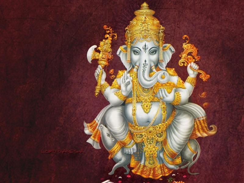 Ганеш Чатуртхи — день явления Шри Ганеши