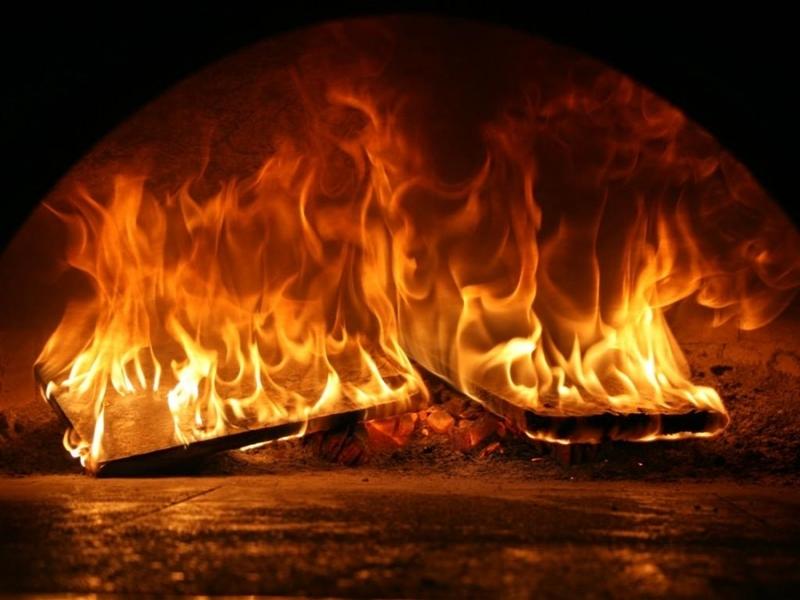 Очищение огнем