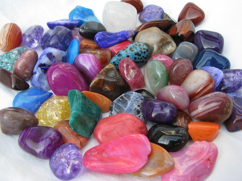 Настройка камня на себя