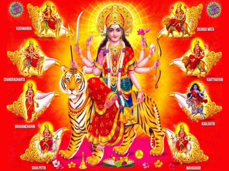 Деви-Махатмья (Пратхама чарита)