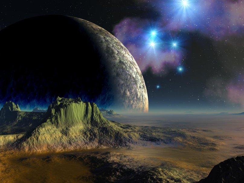 Лунное затмение 2020